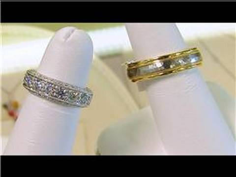 Wedding & Engagement Rings : Choosing Wedding Bands