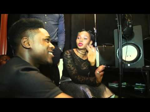 Yemi Alade & Jeff's Studio Session | MTN Project Fame Season 8.0