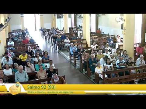 Basílica Santuário Nossa Senhora das Dores - Missa do dia 09/07/2016 6h