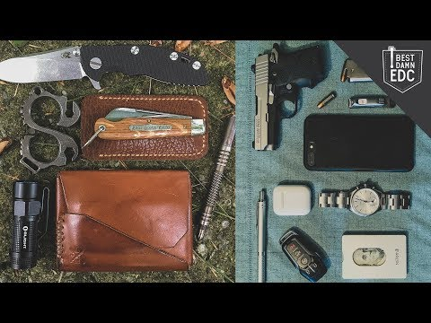 Awesome Everyday Carry Gear   EDC Weekly