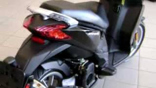 10. SOLD - 2009 Aprilia Sportcity One 125 Ward Chrysler Dodge Ki