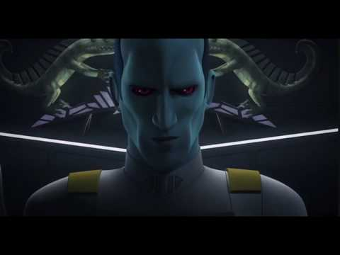 Thrawn Outsmarts Everyone Finding Out Kallus Is Fulcrum - Through Imperial Eyes (SW Rebels S3)