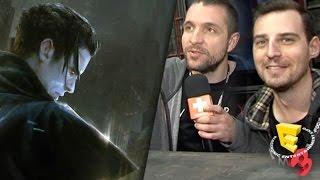 E3 2016 : Interview Vampyr avec Philippe Moreau et Gregory Szucs (DontNod)