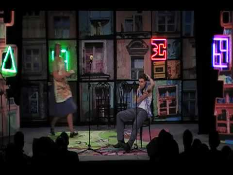 Kabaret Małże - Kibic