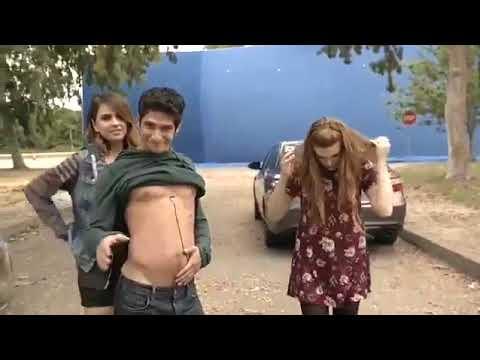 Teen Wolf Season 6A Bloopers