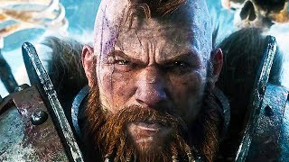 Subscribe HERE and NOW ➜ https://goo.gl/cCKbtAThe BEST GAMES are here ➜  https://goo.gl/1sXosCTOTAL WAR WARHAMMER Norsca Cinematic Trailer (2017)Release date : August 10, 2017© 2017 - SEGASubscribe now to GameNews to get the latest HD game trailer, hottest new gameplay teaser, DLC / expansion & cinematic video on Game News Official.✓ VideoGame ➜  https://www.youtube.com/user/GameNewsOfficial✓ Horror Flick ➜ https://www.youtube.com/user/SciFiHorrorTrailers✓ Studio Blockbuster ➜ https://www.youtube.com/c/FreshMovieTrailers
