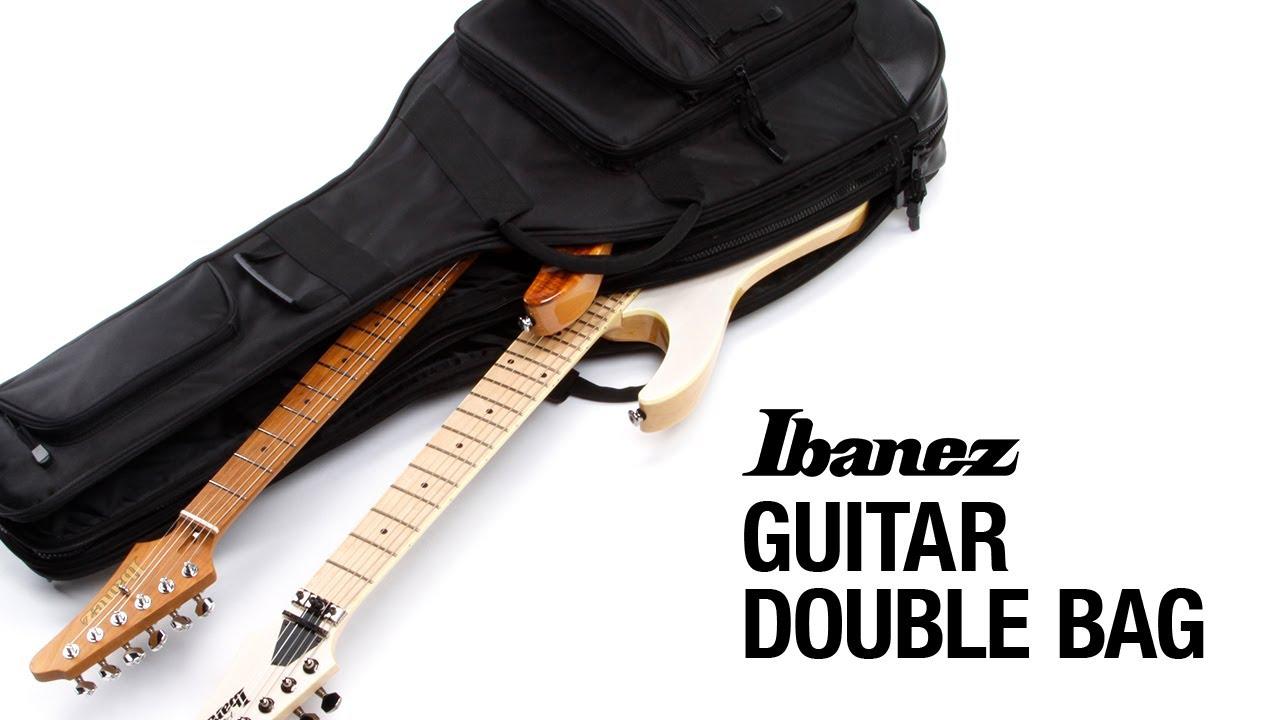 Ibanez IGB2540 – POWERPAD Electric Guitar Double Bag