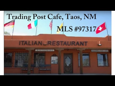 Trading Post Cafe, 4179 State Hwy 68, Taos, NM, MLS# 97317