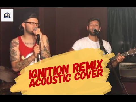 Ignition Remix By R.Kelly (AGT Acoustic Cover)