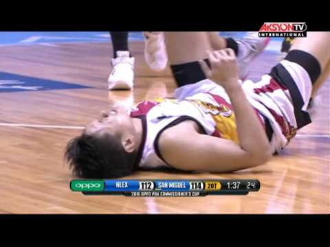 PBA Highlights - SMB vs. NLEX  April 5, 2016
