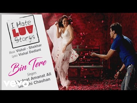 Bin Tere Best Audio Song - I Hate Luv Storys|Sonam Kapoor|Imran Khan|Sunidhi Chauhan