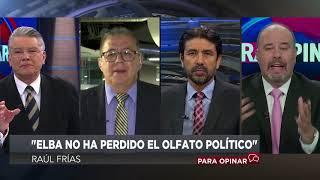 """Para Opinar: """"AMLO y Elba Esther,  la crisis del turismo, seguridad de los expresidentes""""."""
