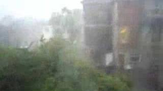 Bishopston United Kingdom  city pictures gallery : Bristol, Thunderstorm (19 June 2007)