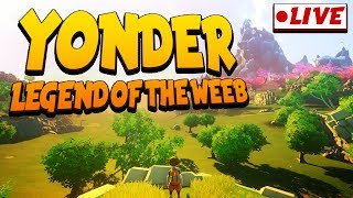 Yonder is a game of wonder and we must make sure to explore and save the world that it presents to us. Questing and animal herding are parts of the usual activities that the game has.Yonder: The Cloud Catcher Chronicles on Steam - http://store.steampowered.com/app/580200/Yonder_The_Cloud_Catcher_Chronicles/Find Petard on other sites:►http://petard.io/discord►http://petard.io/website►http://petard.io/twitch►http://petard.io/facebook►http://petard.io/twitter►http://petard.io/instagram►http://petard.io/reddit-----------------Other Channels:►http://petard.io/SportsinPetardia►http://petard.io/kromobil-----------------Support Petard through various ways:►http://petard.io/merch►http://petard.io/humble►http://petard.io/CDkeys►http://petard.io/gog►http://petard.io/GMG►http://petard.io/audible►http://petard.io/gamefly►Use TubeBuddy to grow your channel, it helps grow mine - http://petard.io/tubebuddy-----------------►Special thanks to James for his support - http://petard.io/GamesJamesMultistreaming with https://restream.io/
