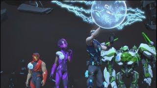 Max Steel Team Turbo  Fusion Tek  Full Movie  English