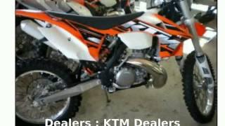 1. techracers - 2013 KTM XC 300 W Specs, Details