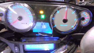 9. 2015 Victory Cross Country Tour used motorcycle parts for sale