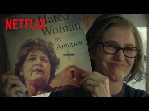 La mujer más odiada de Estados Unidos | Tráiler principal | Solo en Netflix