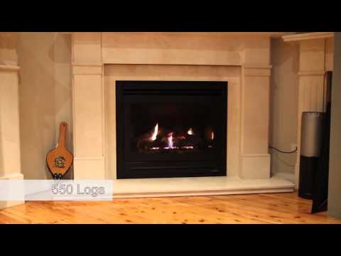 Heat & Glo Balanced Flue Gas Fireplaces