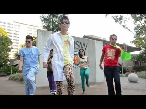 UNSW - Medical Parody of LMFAO's Sexy and I Know It - I'm Med and Diagnosed It; starring the cast of UNSW Med Revue 2012. Lyrics below. Writer: Justin Chau VFX: Pau...