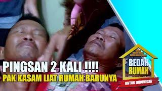 Video Pingsan 2 Kali! Pak Kasman Lemas Lihat Rumah Barunya  | BEDAH RUMAH EPS.25 (4/4) MP3, 3GP, MP4, WEBM, AVI, FLV November 2018