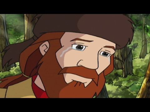 Liberty Kids 127 HD - The New Frontier | History Cartoons for Children