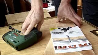 Bosch PTK 3.6 0603968120 - тонкая бумага, плотная бумага