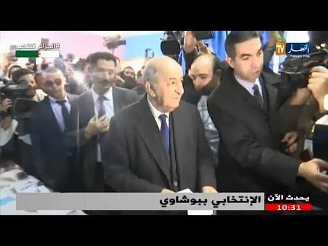 Algerien: Früherer Regierungschef zum Präsidenten gewä ...