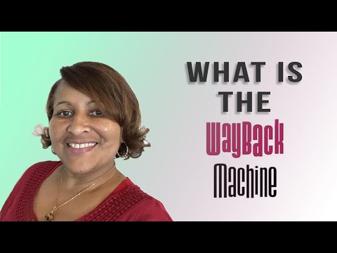 Watch 'How to Use the Wayback Machine to Recover Lost Blog Content '