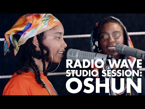 OSHUN: Radio Wave Studio Session
