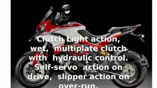 4. Ducati Multistrada 1200 S Pikes Peak Info and Specification