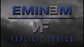 Eminem Raps Over NF's Beat