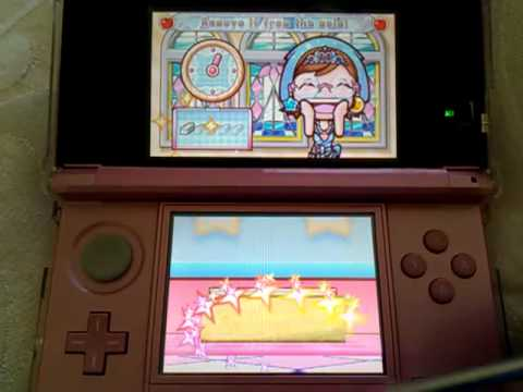 Cooking Mama 4: Kitchen Magic 3DS [Castella]