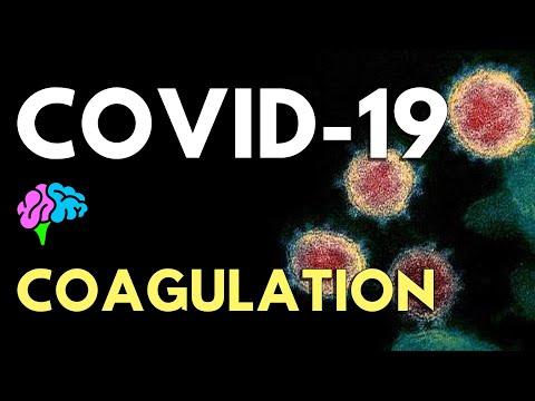 Coagulation and Clotting in COVID-19 - Disseminated Intravascular Coagulopathy (DIC)