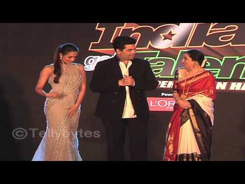 India's Got Talent's Launch with Bharti Singh, Mal