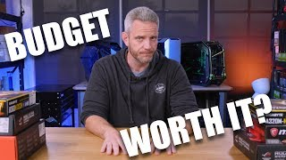 Video Are Budget builds ACTUALLY worth it? MP3, 3GP, MP4, WEBM, AVI, FLV September 2019