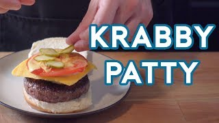 Video Binging with Babish: Krabby Patty from Spongebob Squarepants MP3, 3GP, MP4, WEBM, AVI, FLV Mei 2018