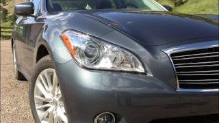 2012 Infiniti M56x First Drive Review
