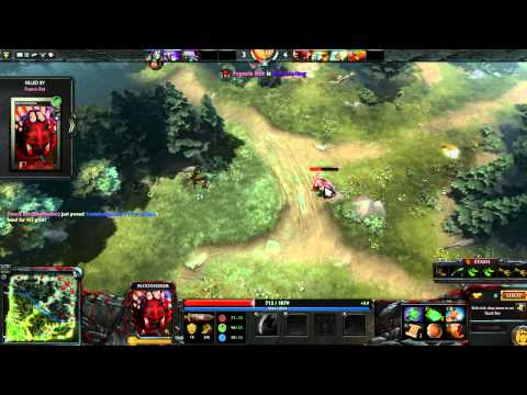 Dota 2 Patch 6.82 Blood & Riki New Skills