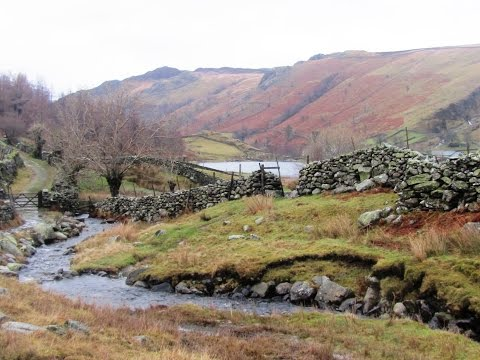 Borrowdale   Rosthwaite to Watendlath round | cumbria  Walks