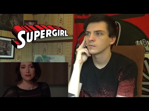 Supergirl - Season 2 Episode 6 (REACTION) 2x06