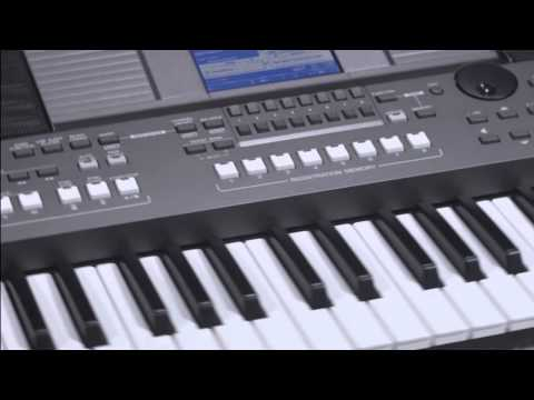Yamaha - PSR-S670 - Clavier Arrangeur - Noir