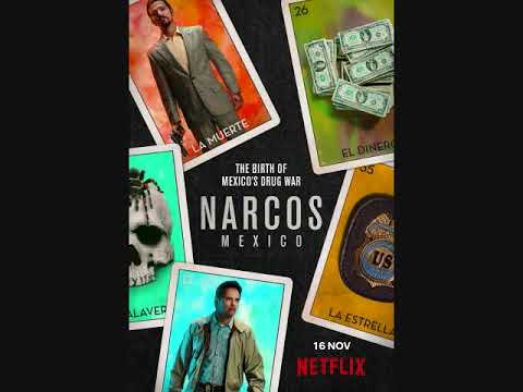 Narcos Mexico Ep 10 final OST