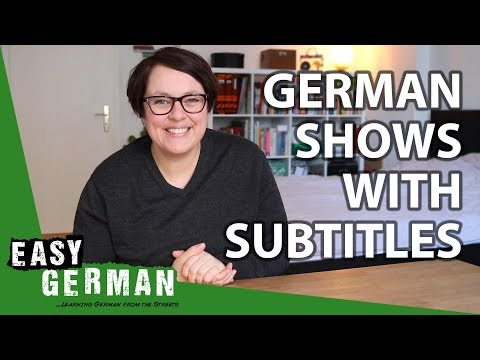 German Shows with Subtitles - 3 Recommendations
