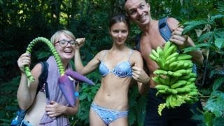 Thailand, Koh Chang Island, We Get Bananas