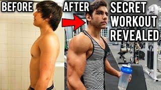 How to Build Boulder Shoulders And A Big Back | Secret Workout Revealed