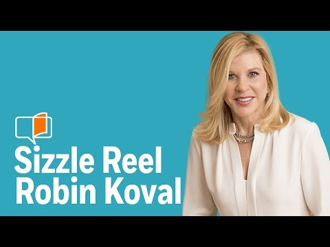 Robin Koval Speaking Reel