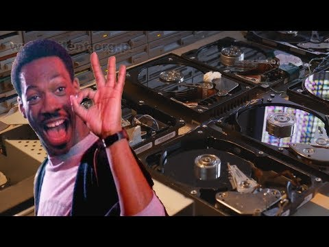 The Floppotron: Axel F (Beverly Hills Cop Theme)
