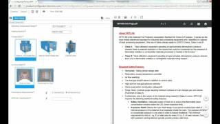 Batch Oven Configurator Video