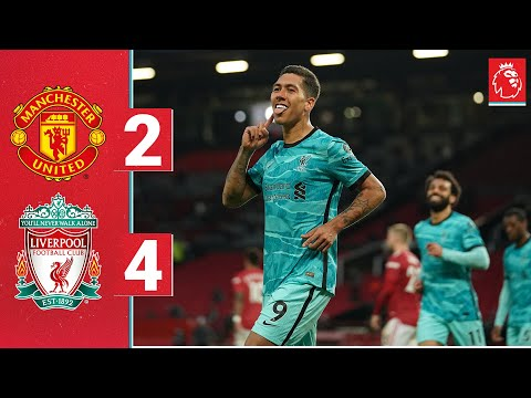 Highlights: Man Utd 2-4 Liverpool